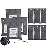 Best Charcoal Air Purifiers - KEEOU 10packs Bamboo Charcoal Air Purifying Bags, Efficient Review