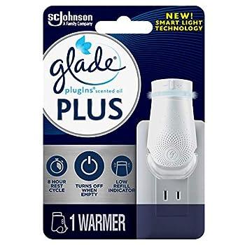 glade plug in warmer