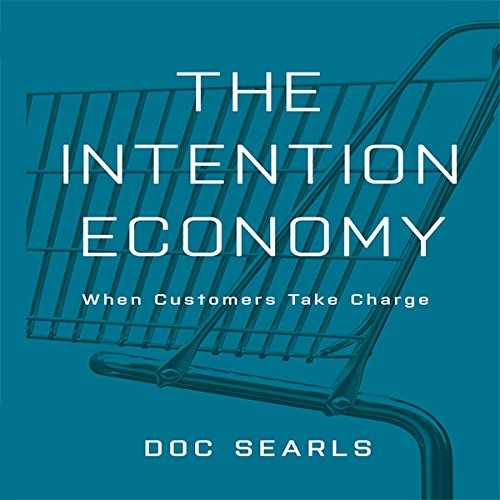 The Intention Economy audiobook cover art