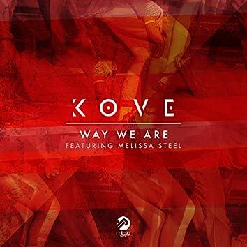 Way We Are (Remixes)