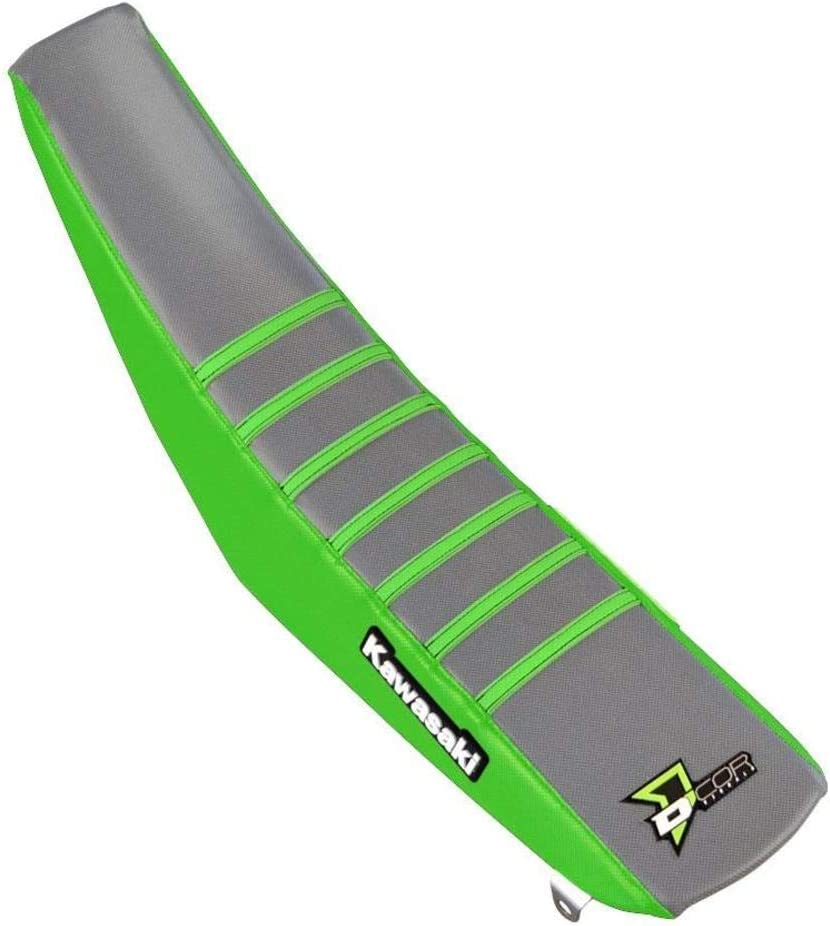 D'Cor Factory Ribs Gripper 2021 new Seat Directly managed store Cover Top Ri Grey Green -Green -