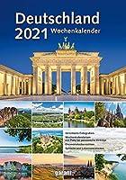 Deutschland 2021 Wochenkalender