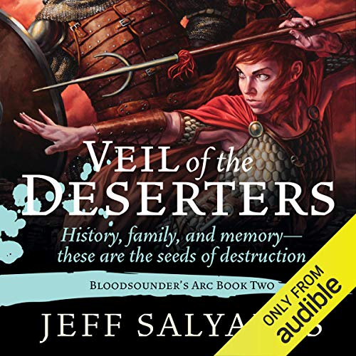 Couverture de Veil of the Deserters