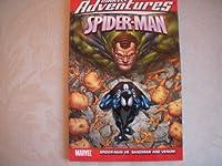 Marvel Adventures Spider-Man: Spider-Man Vs. Sandman and Venom 0785128743 Book Cover