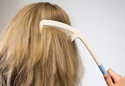 Haarkamm mit Formgriff | Hilfsmittel | Alltagshilfe | Seniorenhilfe | Seniorenkamm