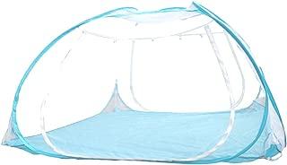 MERMONT ワンタッチ式蚊帳 虫よけ ダブル布団サイズ 幅210cm 高さ160cm