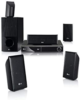 LG HX806SG 5.1 Channel 3D Blu Ray Home Cinema System
