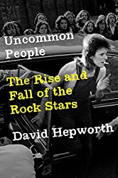 professional Rare people: the rise and fall of rock stars