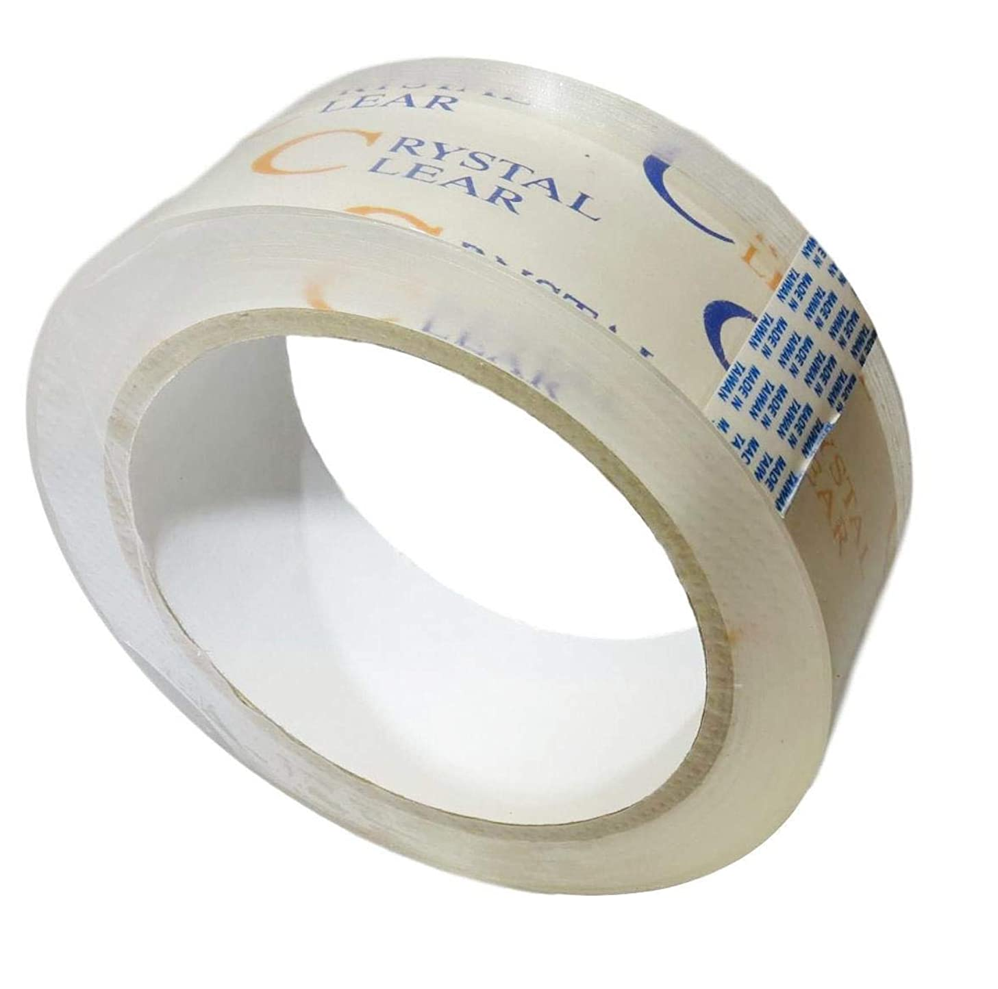 T.R.U. LP-20CC Book Repair Crystal Clear Label Protection Tape: 1.5 in. x 72 yds. (Pack of 1)