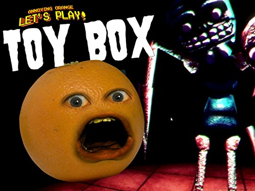 Clip: Toy Box: Scary Pac-Man