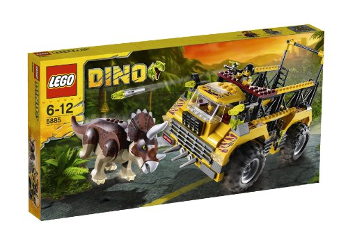 LEGO Dino 5885 - La Trampa del Triceratops