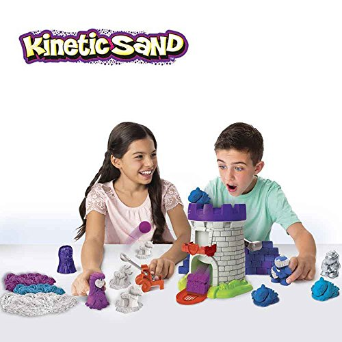 Bizak Kinetic Sand - Torreon Mágico 61921425