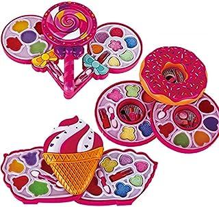 Children Makeup Toy ,Beautiful Kids Dream Portable Makeup Toys Set ,Girl Princess Makeup Kit , Pretend Play Beauty Toys fo...