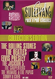 Ed Sullivan's Rock 'N' Roll Classics - Collector's Edition #02 (3 Dvd) - IMPORT