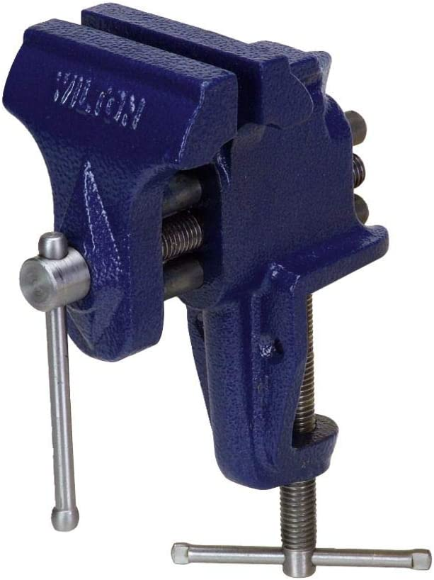 Wilton 33150 150 Max 72% OFF Bench Vise - Clamp-On Jaw 2 Base 3 Width Year-end annual account 2-1