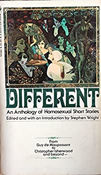 Different: an Anthology of Homosexual Short Stories 0553083821 Book Cover