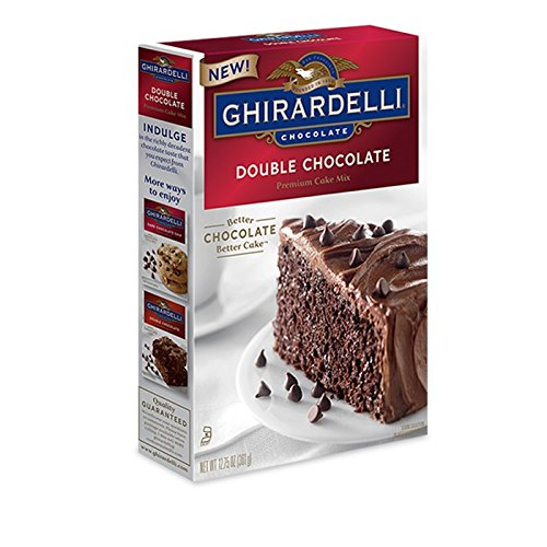 Ghirardelli Chocolate - Double 12.75 Premium Mix Super beauty product restock Cheap sale quality top Cake