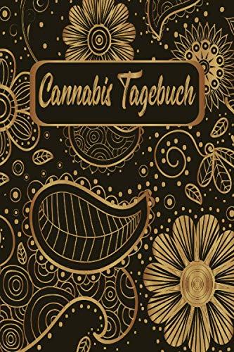 Cannabis Tagebuch: Marijuana Journal...
