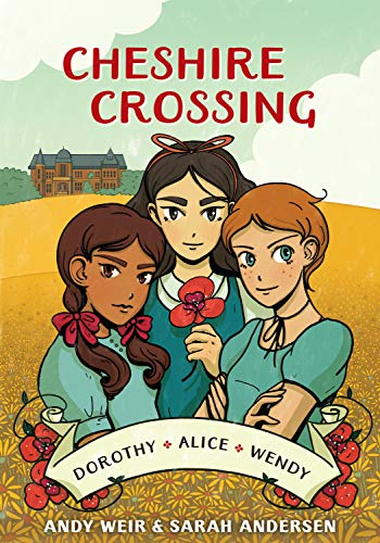 Amazon.com: Cheshire Crossing: [A Graphic Novel] eBook: Weir, Andy ...