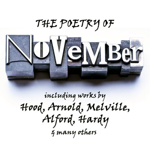 The Poetry of November audiobook cover art