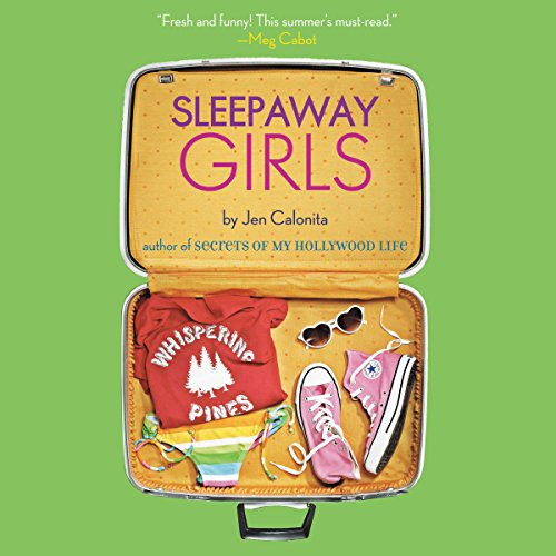 Sleepaway Girls cover art