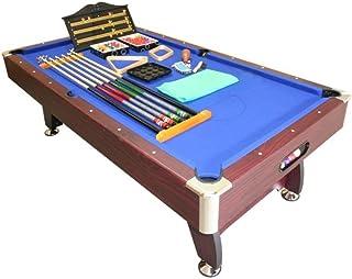 8FT Pub Size Pool Table Snooker Billiard Table Plus Free Accessories KIT