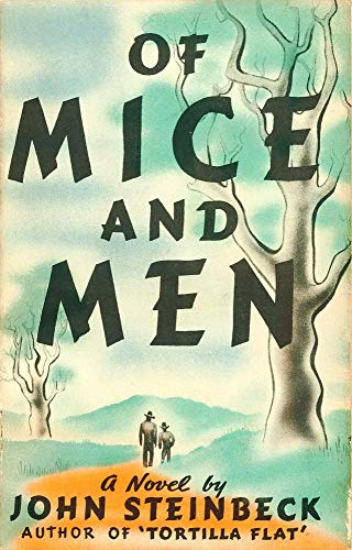 """Of Mice and Men """"From the Author of Tortilla Flat"""""""" (English Edition)"""