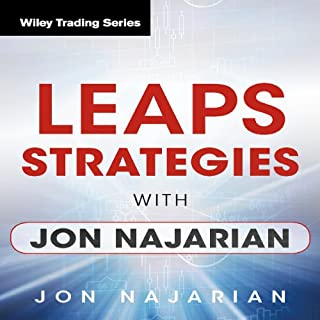 LEAPS Strategies with Jon Najarian audiobook cover art
