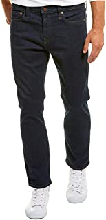J.Crew Men's 484 Stretch Slim Fit Jean, Indigo Rinse wash, 34/34