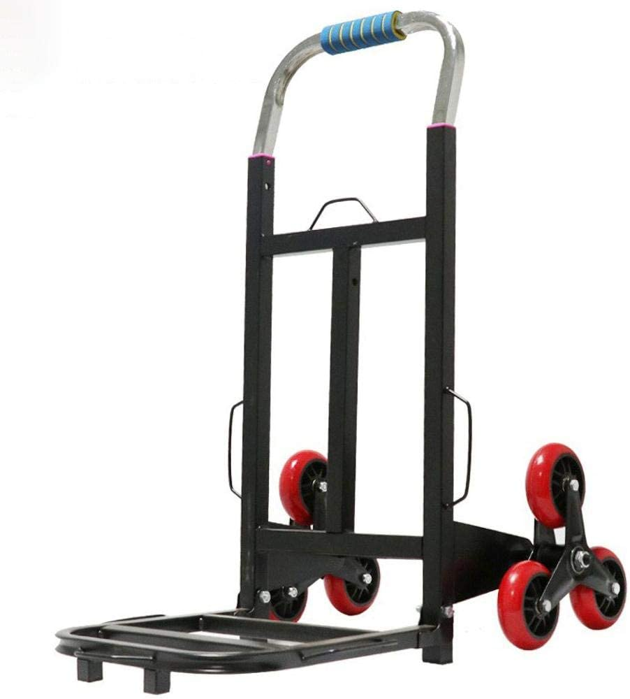 YAODFYL Steel Seattle Mall Outlet sale feature Folding Removal Trolley Puncture R with Solid Anti
