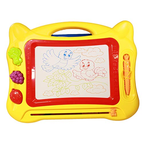 Toyvelt Magna Doodle Magnetic Drawing Board for Kids - The Board Features a Extra Large Writing...