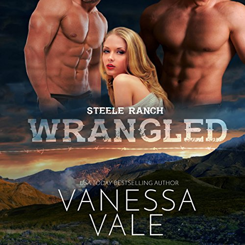 Wrangled audiobook cover art