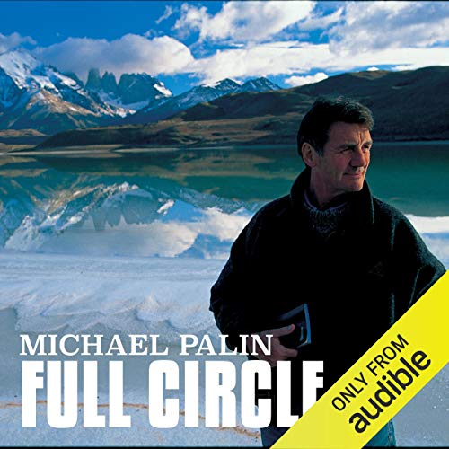 『Michael Palin: Full Circle』のカバーアート