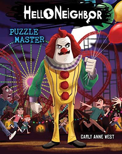 Puzzle Master (Hello Neighbor, Book 6)
