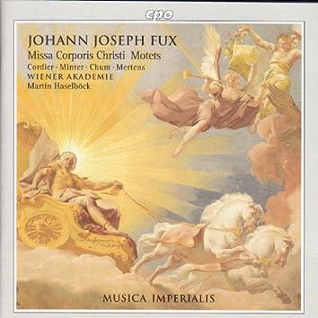 Fux: Missa Corporis Christi / Motets