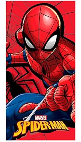 Toalla Playa Piscina Baño Spiderman 140 x 70 cm SP-2022-0711
