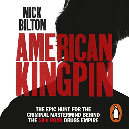American Kingpin cover art