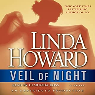 Veil of Night audiobook cover art