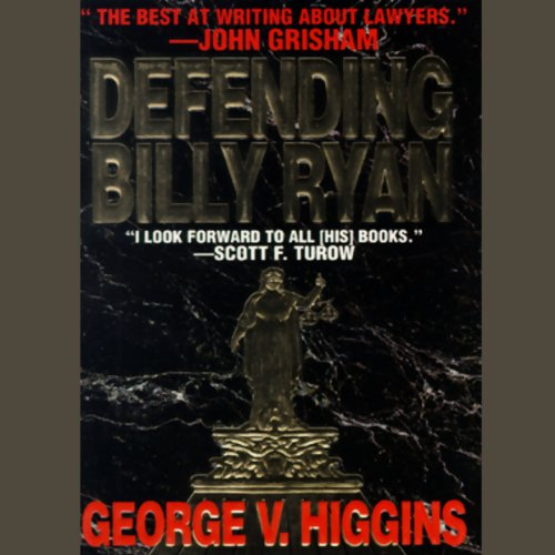 Defending Billy Ryan audiobook cover art