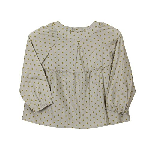Bonpoint Dotted Blouse Grey