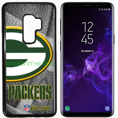 Packers Green Bayy Football New Black Samsung Galaxy S9 Plus Case by Mr Case