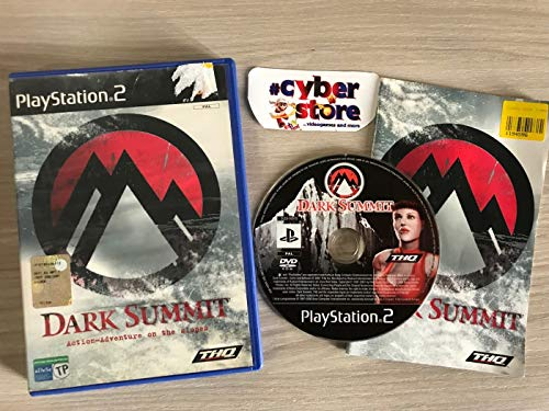 Dark Summit-Ps2