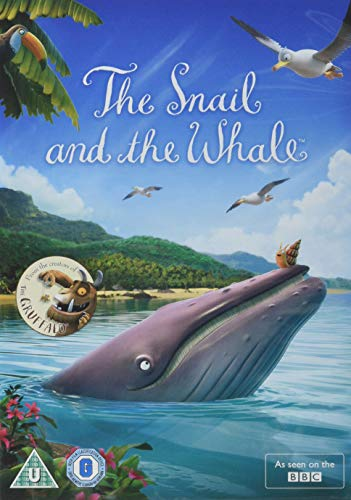 Snail And The Whale. The [Edizione: Regno Unito]
