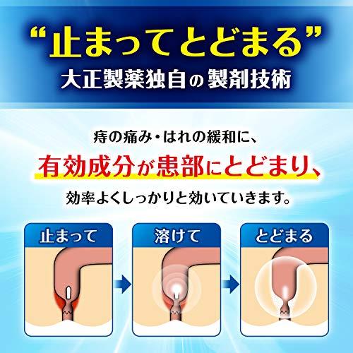 【指定第2類医薬品】プリザエース坐剤T20個