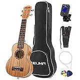 NEUMA Sopran Ukulele 21 Zoll Professional Ukulele Hawaii Gitarre Aquila