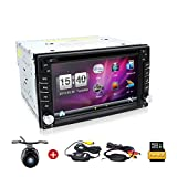 Best Stereo GPS - Wireless Backup Camera included!6.2 Inch Double DIN Car Review