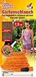 Emanhu Trading Gartenschlauch Expander-Effekt 7,5m / 15m / 22,5m / 30m (7,5m)