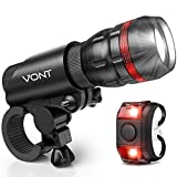 Vont 'Scope' Bike Light, Bicycle Light Installs in Seconds Without Tools,...