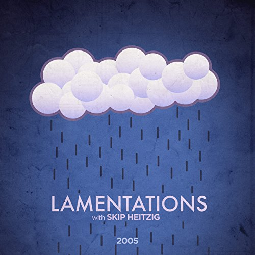 25 Lamentations - 2005 audiobook cover art