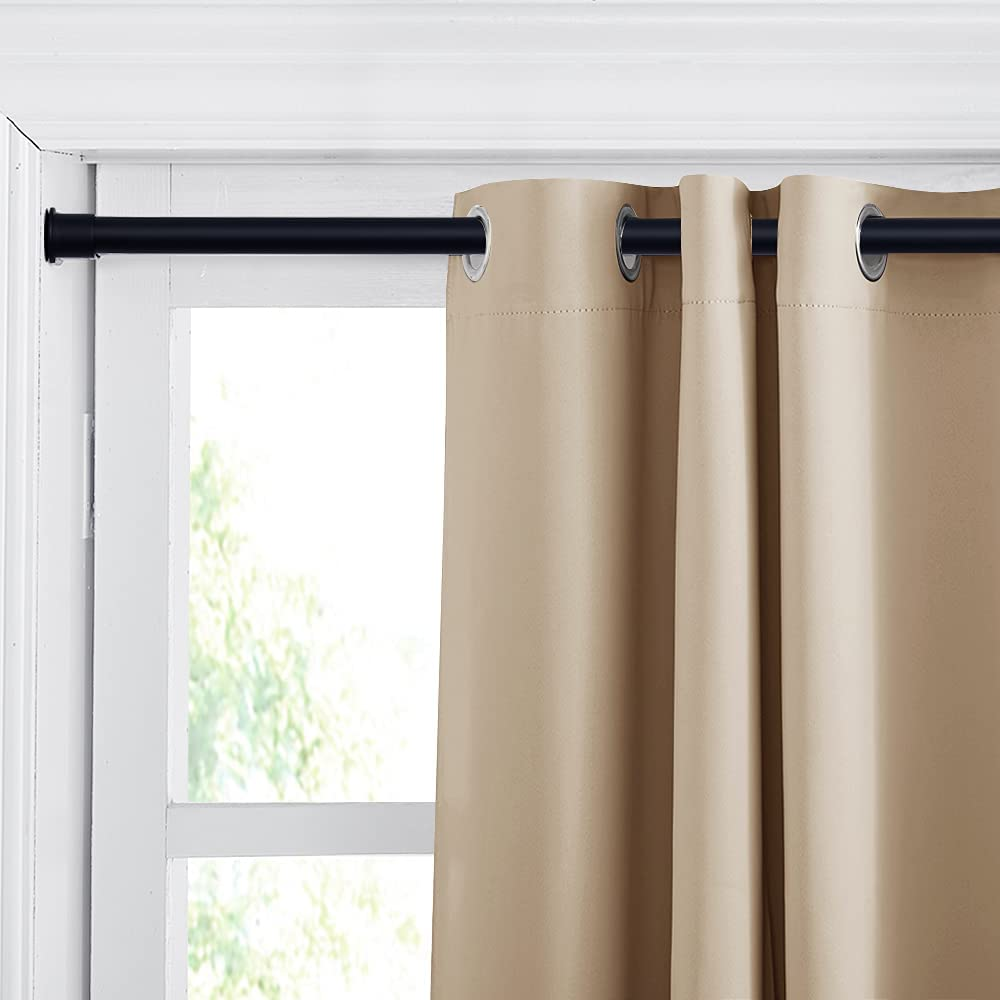 NICETOWN Full Blackout Superior Curtains Bundle Free shipping / New R Premium Tension Curtain